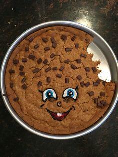 Shopkins Cookie Cake