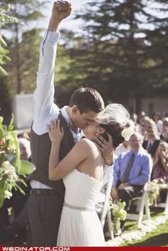 I want to marry a guy that feels like this on our wedding day