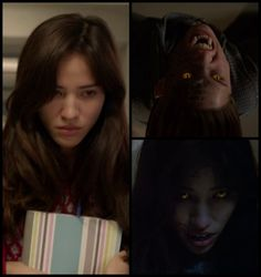 17 best Teen Wolf Season 5 Hybrids images on Pinterest   Teen wolf     Name  Tracey Stewart  Hybrid  Werewolf  bottom right  Kanima top
