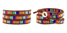 Les jolis bracelets Chan Luu - Little Wild Strawberry