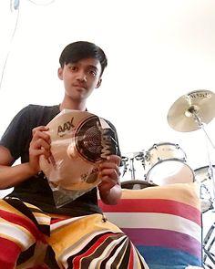Thankyou for Grab this cymbal bro @bagasperdana95   #drum #drumsale #jualdrum #drumporn #cymbal #sabian #aax #sabianaax #splash #slideandsoulstore #cymbalsale #percussion by slideandsoul