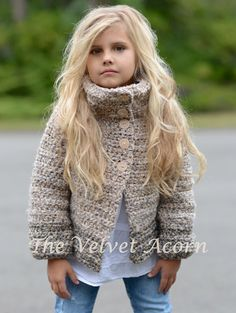 Listing for CROCHET PATTERN ONLY of The Moonlight Cardigan. This sweater is handcrafted and designed with comfort and warmth in mind…Perfect
