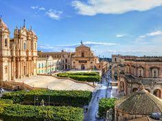 Noto, Siracusa, Sicilia - Italy