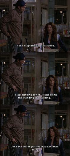 Gilmore girls - Coffee