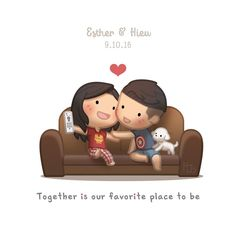 Little cute romance episodes of love and happiness to brighten up your day. Cute Love Quotes, Cartoon Love Quotes, Love Cartoon Couple, Cute Love Stories, Cute Love Cartoons, Funny Love, Love Story, Funny Quotes, Funny Couples