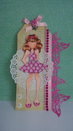 Handmade by Vivi: Prima Doll!