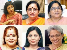 Slideshow : Arundhati Bhattacharya to Archana Bhargava: A look at women in PSU banks - Arundhati Bhattacharya to Archana Bhargava: A look at women in PSU banks | The Economic Times