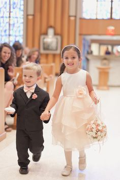 Blush and gold wedding recap 9/20/14 pic heavy!!! - Weddingbee