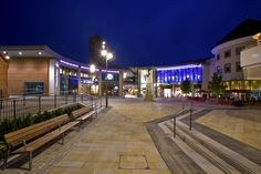 This project was procured through the IESE Framework and was the second phase of work to provide Woking with a single redesigned and modernised shopping experience. The focal point of which was the redesigned main town square which has been transformed to provide a contemporary hub for the people of Woking to enjoy.