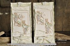 First Communion cards for boys » Pion Design's Blog--by Ewa