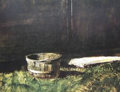 View Bean basket by Andrew Wyeth on artnet. Browse upcoming and past auction lots by Andrew Wyeth. Andrew Wyeth Paintings, Andrew Wyeth Art, Jamie Wyeth, Nc Wyeth, Amazing Paintings, Art Auction, Artist Painting, American Artists, Nature
