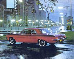1962 Pontiac Tempest Sports Coupe  (brochure page detail)