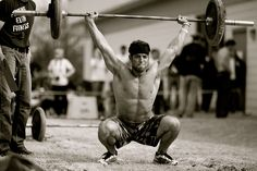 Rich Froning is a beast.