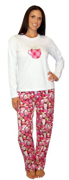 55bc5cdfd2bf 41 Best Flannel Pajamas For Women images