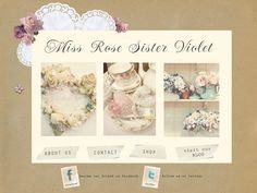 Love Miss Rose Sister Violet........