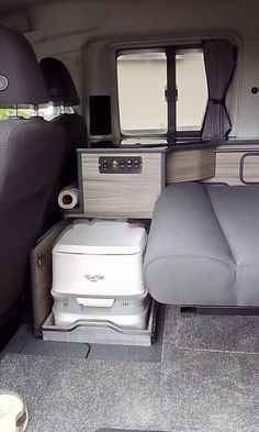Full camper conversions from elevating roofs through to full conversions