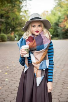 Fall Style Inspiration For the (Unofficial) End Of Summer - Poor Little It Girl