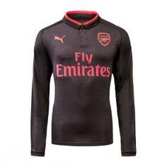 Arsenal Dětské Alternativní dres komplet 17-18 Dlouhý Rukáv