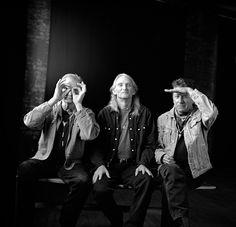 The Flatlanders  Jimmie Dale Gilmore, Joe Ely and Butch Hancock