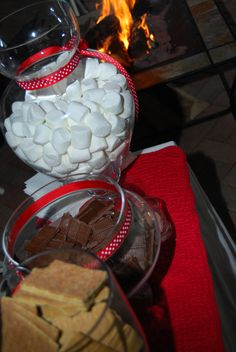 S'Mores Stationvendors: Markei Events & Productions
