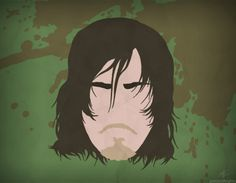 Daryl Dixon / Drunken Art