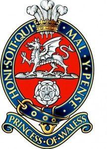 Princess of Wales Royal Regiment.