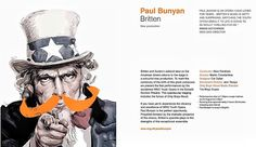 "Paul #Bunyan ""2013"""