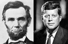 Coincidências ou algo mais nos casos de Lincoln e Kennedy?