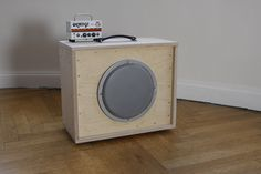 Build Guitar Speaker Cabinet !