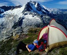 A room with a view - appreciated by the Yosemite guides at http://sierraspirit.biz/