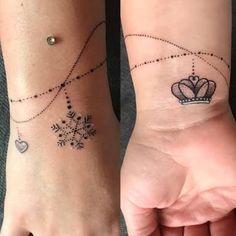 Resultado de imagem para tatuagem tornozeleira ramo flores