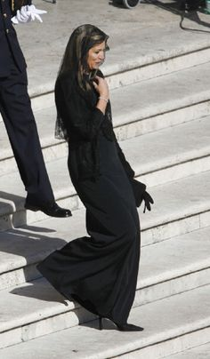 Princess Maxima of Netherlands attends the Inauguration Mass of Pope Francis in St. Peter's Square, Vatican
