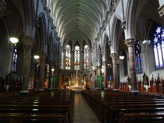 Clickes em Dublin! St. Audoen's Church. #ireland #church #architecture #dublin