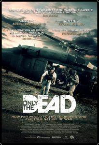 only the dead, documental, acabo de salir del cine, poster