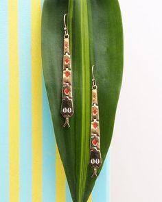 Las Serpientes Earrings