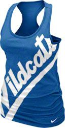 Kentucky Wildcats Women's Royal Nike Boyfriend Tank Top $27.99 http://www.fansedge.com/Kentucky-Wildcats-Womens-Royal-Nike-Boyfriend-Tank-Top-_-1981475318_PD.html?social=pinterest_pfid52-45410