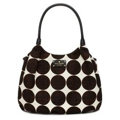 Figures, I finally find a purse I adore and it's $325 from #KateSpade. Le sigh.