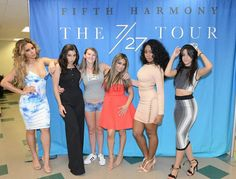 Me and my girls fifth harmony meet and greet from the house of fifth harmony meet greet m4hsunfo