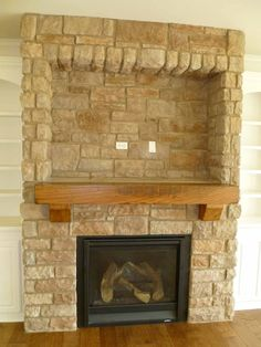fireplace-fronts   Custom Homes by Tompkins Homes and Development Build A Fireplace Tiled & 47 best Fireplace Fronts images on Pinterest   Fire places Sweet ...