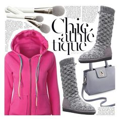 """""""Cozy style: hoodie"""" by pastelneon ❤ liked on Polyvore"""