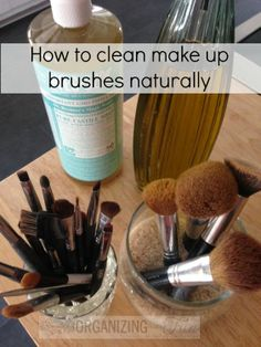 Spring Cleaning :: Cleaning Make-up Brushes - Organizing made Fun     PROMOTIONS Real Techniques brushes makeup -$10 http://youtu.be/QBaVgDtmnlw   #realtechniques #realtechniquesbrushes #makeup #makeupbrushes #makeupartist #makeupeye #eyemakeup #makeupeyes