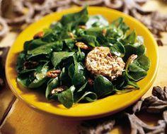 Chevre and Arugula Salad