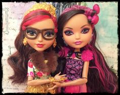 """""""Briar Beauty™ is not just my cousin but my Friend Forever After who I can always count on!"""" - Rosabella Beauty™"""
