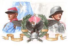 Chile. El 96,6% de los militares chilenos rechaza el ingreso de gays al ejercito. http://blog.friendlymap.com.uy/?p=5998
