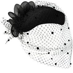 Designer Clothes, Shoes & Bags for Women Black Fascinator, Fascinator Hats, Hair Fascinators, Headpiece, Fascinator Hairstyles, Hat Hairstyles, Vintage Accessories, Hair Accessories, Pink Baseball Cap