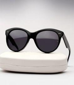 378b13e6951 Oliver Goldsmith Manhattan (1960) - Black Oliver Goldsmith Sunglasses