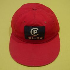 2bfe44be2d1c9 Polo Ralph Lauren Baseball Cap Fitted Solid Hats for Men