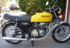 Honda CB400F Super Sport - Right Side