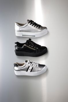huge discount 11b14 f9cff New In - Casual - Tênis - Plataforma - Style - OOTD Zapatos Dama,  Plataformas