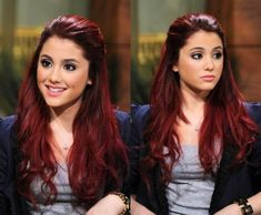 ariana :* red hair